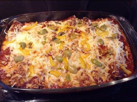 enchiladas/-die-mexikanische-lasagne:-köstlich!
