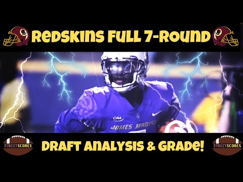 redskins-2019-7-round-draft-review-&-grade!-analysis-of-each-pick!-weaknesses/strengths/projection!