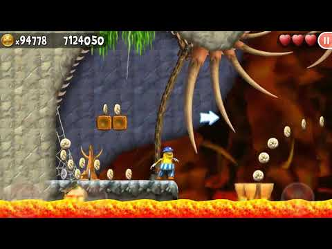 Incredible Jack: Jumping & Running | Level 39 | Android Gameplay