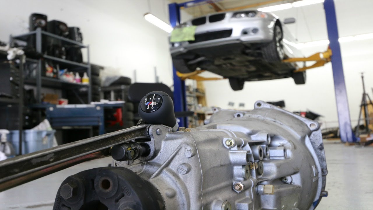 hight resolution of bmw e46 auto to manual transmission conversion parts needed