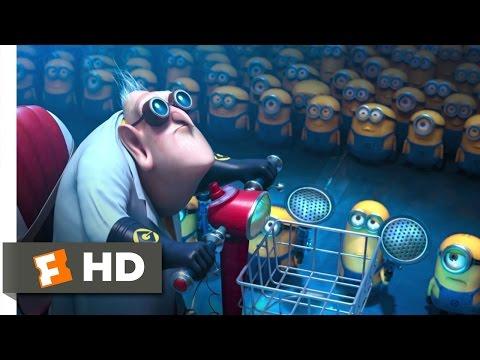 Despicable Me 2 (3/10) Movie CLIP - Dr. Nefario Quits (2013) HD