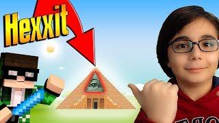 Download lagu Gizemli Piramit Minecraft Hexxit 2