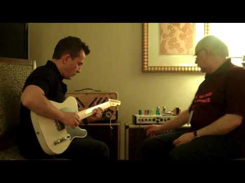 NY Amp Show Anacon Technology Zagray! Demo - Billy Penn 300guitars