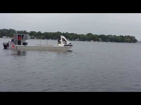 Tonka Lift Barge Service - Lake Minnetonka, Minnesota