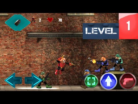 Killer Bean Unleashed Story Mode Level 1 Walkthrough / Playthrough Video.