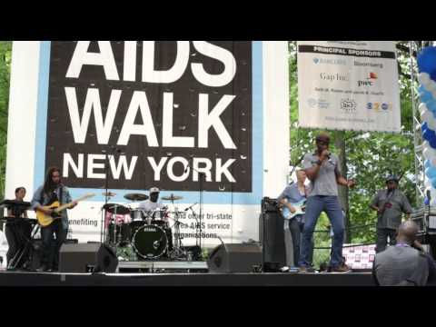 Lovin You   AIDSWALK Concert 2015 - LEON & THE PEOPLES