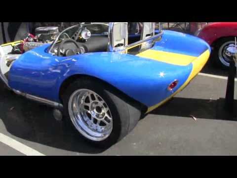 La Jolla Orphan & Handcrafted Car Show by Drivin'Ivan Katz