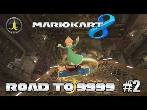 Mario Kart 8 Online Races - Road to 9999 VR #2
