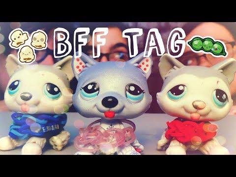 Lps: Best Friend Tag!