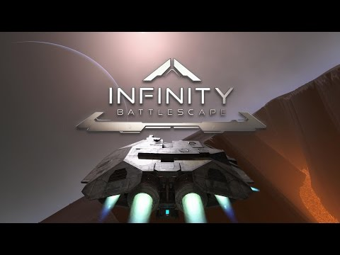 What is.. Infinity Battlescape - Multiplayer Space Sim - Prototype - Hands On