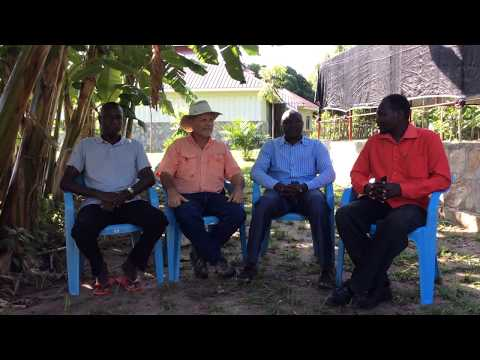 Jacob interviews Christians from Darfur and Blue Nile States North Sudan
