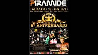 Discoteca Piramide - 8 Aniversario - ((BassDrum Project))