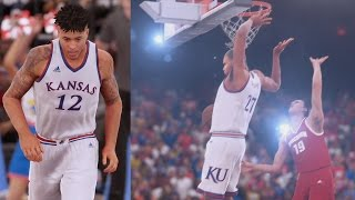 Nba 2k16 ps4 my career - ncaa national championship game!
