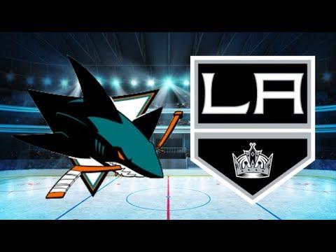 San Jose Sharks vs Los Angeles Kings (3-2 OT) – Oct. 5, 2018   Game Highlights   NHL 2018