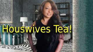 Exclusive interview Monica from All About the Tea + Bravo Housewives + Kyle & Mauricio + Andy + Nene