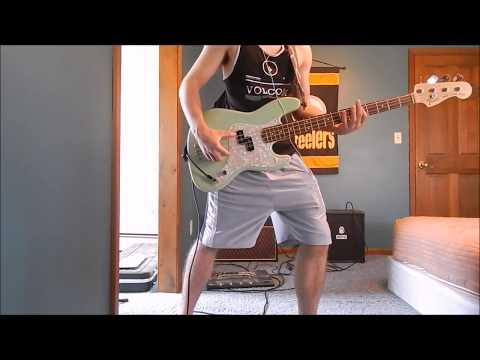 Echosmith - March Into The Sun (Bass Cover)