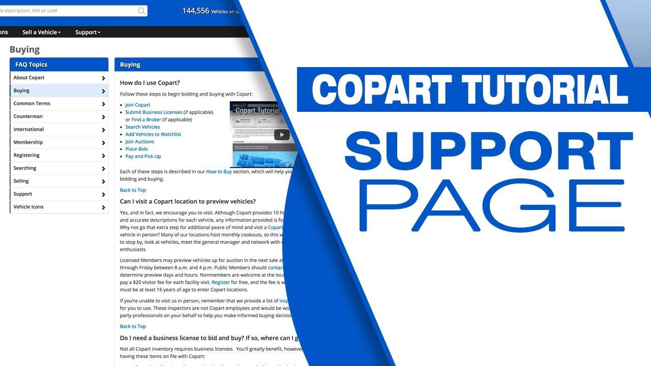 Copart Home Page >> Copart Video Tutorials Alpine Auto Gallery