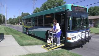 City of Wichita Transit - How to Ride the Bus
