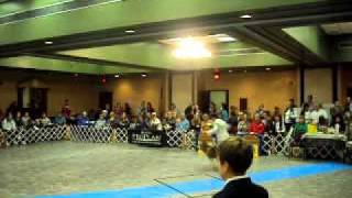Siberian Husky Club Of America National Specialty 2010 - 1st Group Champion Males