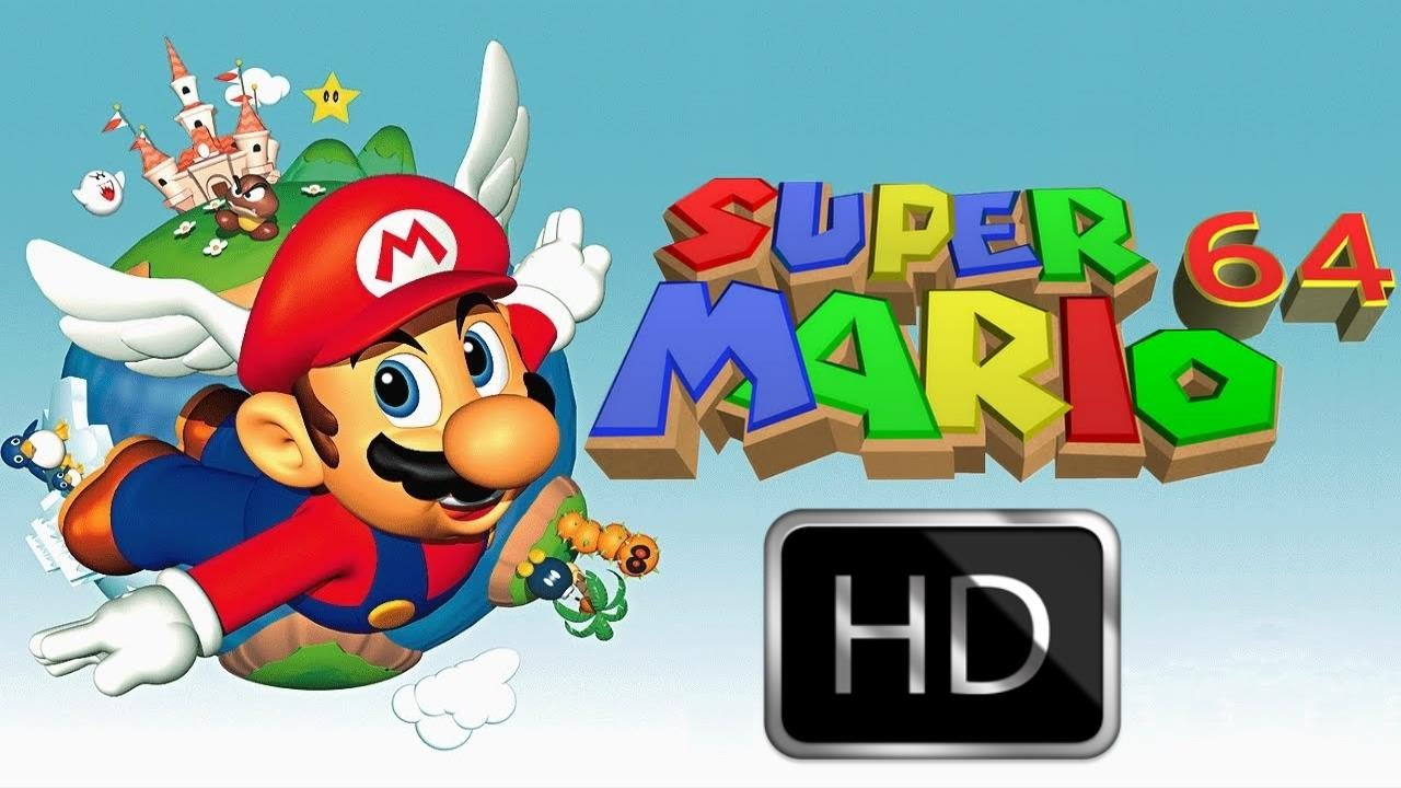 Super mario 64 remastered pc download | How to play Super