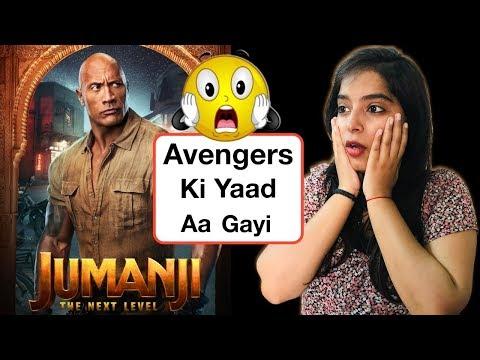 Jumanji: The Next Level Movie REVIEW | Deeksha Sharma
