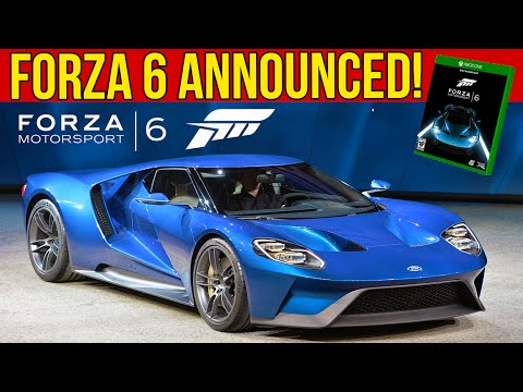 Forza 6 Announced Car List So Far Cover Other News 5 Gameplay