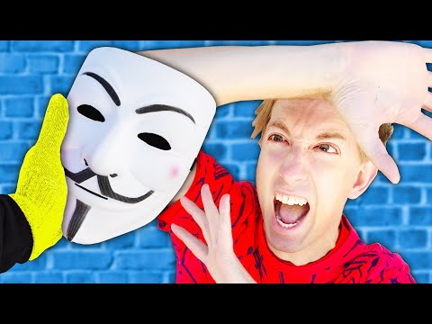 HACKERS MAKE CHAD JOIN Project Zorgo? Mystery Challenge With Melvin PZ9 To Save Spy Ninja Regina!