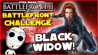 Black Widow Challenge - Battlefront Challenge #39 - Star Wars Battlefront 2 Loadout deutsch