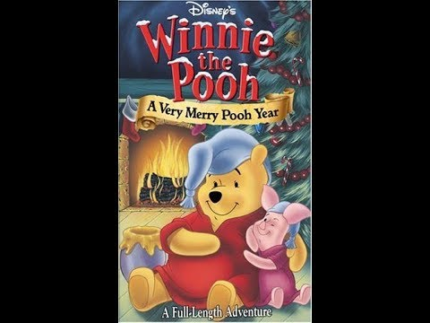 Opening to Winnie the Pooh - A Very Merry Pooh Year 2002 VHS Mp3