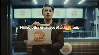 Burger King Kotiinkuljetus & Take-Away