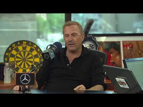 The Danette's Get To Ask Kevin Costner One Question | The Dan Patrick Show | 6/19/18