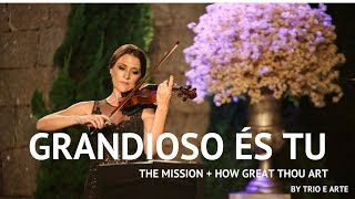DVD 2017 - Grandioso és Tu | The Mission / How Great Thou Art