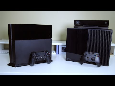 Xbox One vs PS4 - Full Comparison
