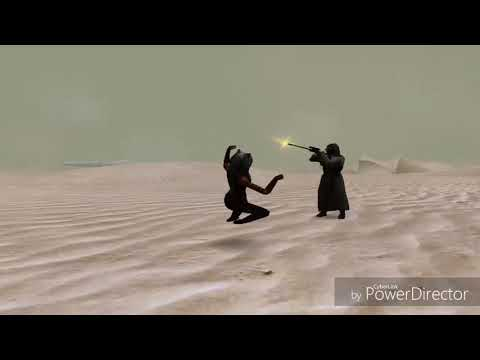 Star Wars Jedi academy Ahsoka deaths ryona |