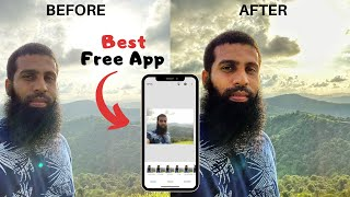 Best Free Photo editing app for iPhone, iPad & Android | Snapseed tutorial Hindi