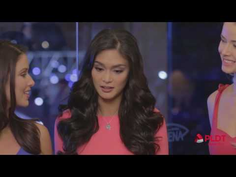 Miss Universe Insiders Olivia Jordan & Nia Sanchez: Interview with Pia Wurtzbach