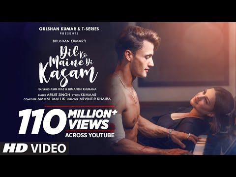 Dil Ko Maine Di Kasam Video | Amaal M Ft.Arijit S,Kumaar | Asim R,Himanshi K| Bhushan K |Arvindr K