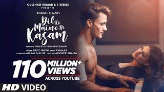 Dil Ko Maine Di Kasam Video Song |  Asim Riaz, Himanshi Khurana | Arijit Singh, Amaal Mallik