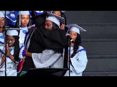 2015 Alonzo A. Crim High School Graduation