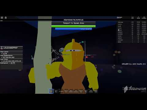 Roblox Terraria RPG Glitch