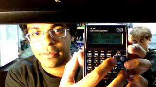What is RPN / Basic operation of the HP 35s Programmable Scientific Calculator