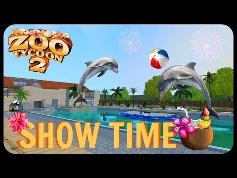 Zoo Tycoon 2: How to make a Show!