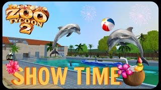 Dolphin Show🐬 | Sea World | Zoo Tycoon 2 Marine Mania