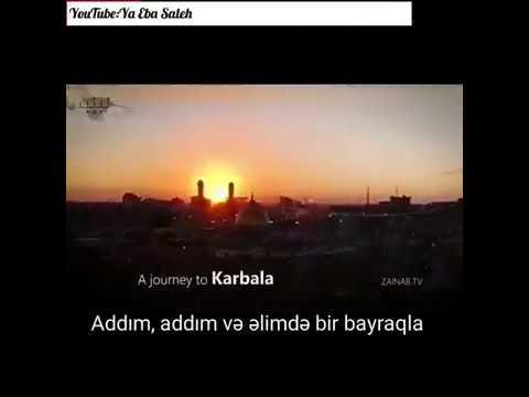 Hasan Katib- Qedem qedem (Ərbəin)