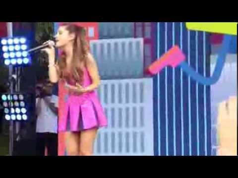 Ariana Grande - The Way (The Most Beautiful FAIL)