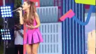 Ariana Grande - The Way (The Most Beautiful FAIL)