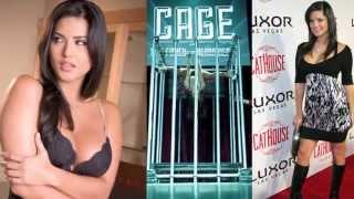 Sunny Leone's 'Wild Cage Dance'