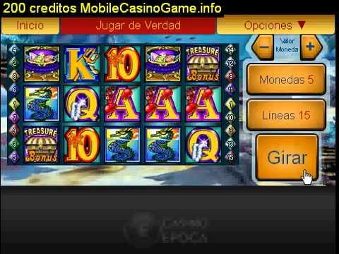 Mermaids Millions Tragaperras en video 200 creditos GRATIS a Casino Epoca1443