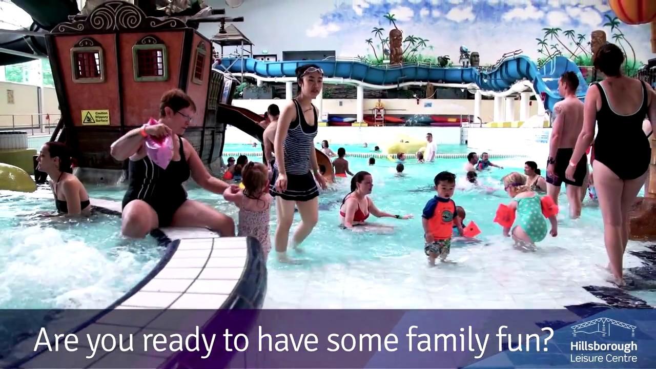Leisure Swimming At Hillsborough Leisure Centre Youtube