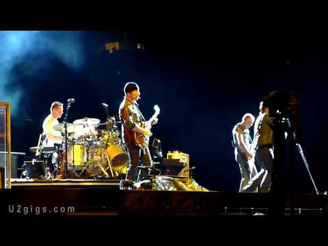 U2 Brussels 2010-09-22 Mercy - u2gigs.com